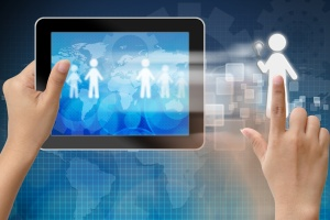 Choosing the talent person for hiring in tablet-pc