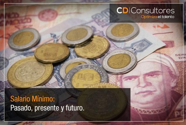 Salario Mínimo: Pasado, presente yfuturo.