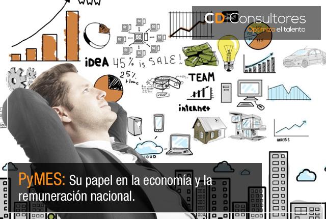 PyMES: Su papel en la economía y la remuneraciónnacional