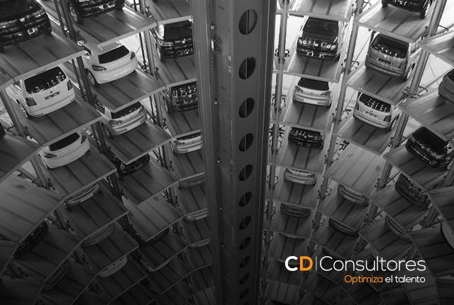 Industria automotriz, el sector que se 'salvó' en el TLCAN:Coparmex